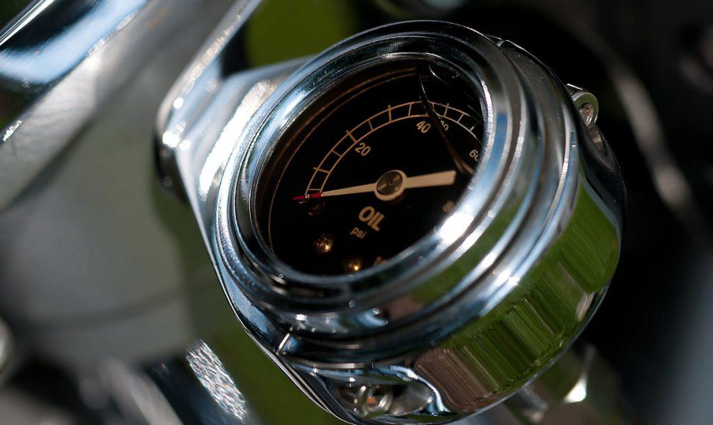 miernik ciśnienia oleju